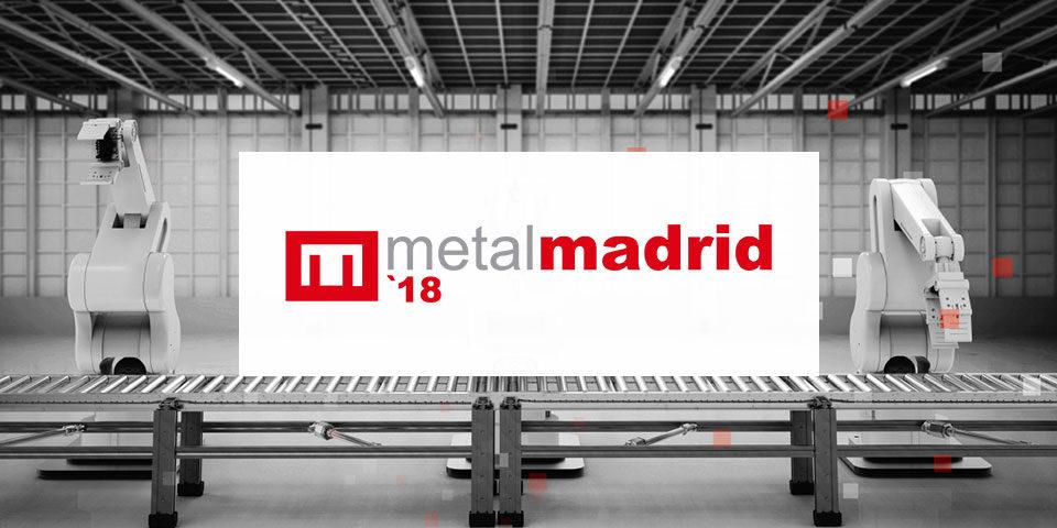 Marrero Monzón en Metal Madrid 2018