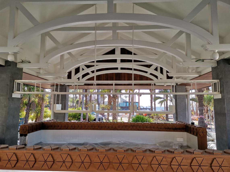 Bar Laguna del Hotel Costa Meloneras.